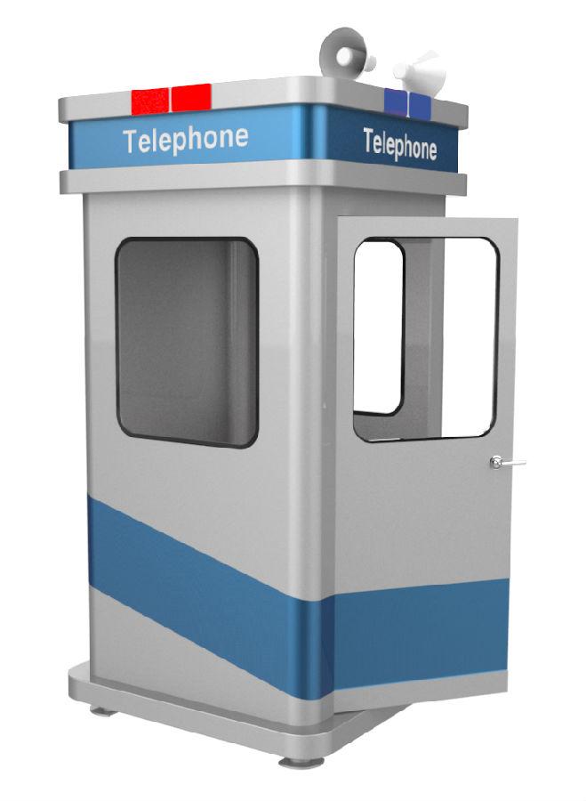 Cabina Telefonica Vozell JR-TH-03